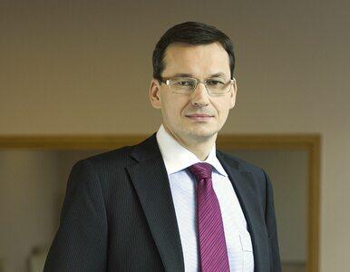 Morawiecki: Obniżenie ratingu to nic strasznego