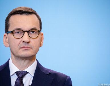 Około południa konferencja premiera. Morawiecki ma ogłosić długo...