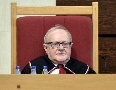 Wyciekł projekt wyroku TK. Biernat: Sytuacja jest bolesna dla Trybunału