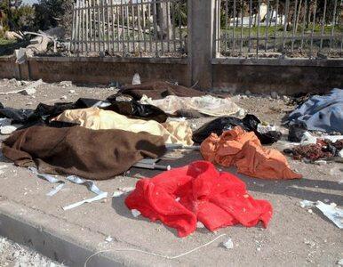 ONZ pomoże Syrii? Francja rozmawia z Rosją