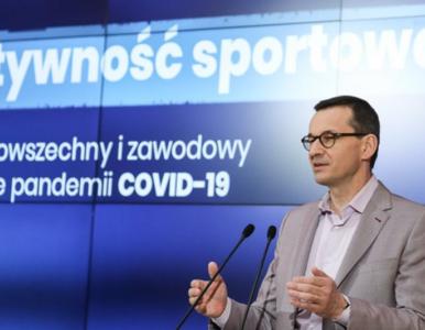 II etap znoszenia restrykcji w Polsce. Wiadomo, kiedy premier poda...