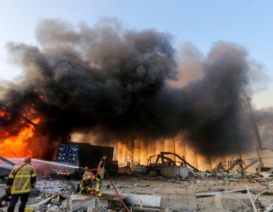 """Eksplozja w Bejrucie. Polacy zgłaszają się do pomocy. """"Wylot możliwy..."""