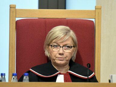 Prezes TK o stanowisku sędziów państw UE: To środowisko próbuje...