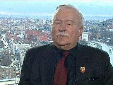 Wałęsa do Camerona: Zarobiliście na tym, że Polacy skończyli komunizm