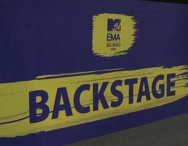 Już dziś gala MTV EMA. Jak wyglądają garderoby gwiazd i zaplecze imprezy?