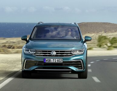 Jest nowy Volkswagen Tiguan. Jest cennik modelu i promocja