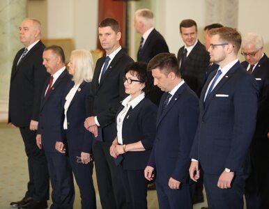 Rekonstrukcja rządu. Nowi ministrowie w gabinecie Morawieckiego