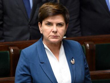 """""""Polska jest wolna od antysemityzmu i rasizmu"""". Premier Szydło o decyzji..."""