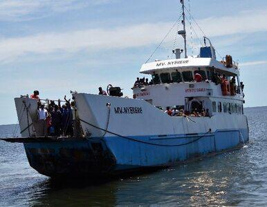 Zatonął pasażerski prom. Zginęły co najmniej 44 osoby