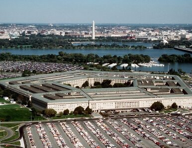 Amerykanin chciał zniszczyć Pentagon... zabawkami