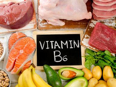 Nie brakuje suplementów z witaminą B6. Komu mogą być potrzebne?