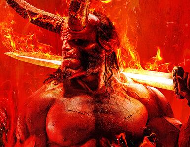 """Wiemy już, jak wygląda odnowiony """"Hellboy"""". Pierwszy zwiastun podzielił..."""