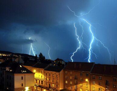 Tysiące odbiorców bez prądu po przejściu nawałnic