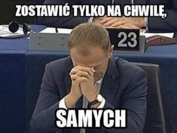 Głosowaniem w sprawie aborcji opozycja zapracowała sobie na serię memów....
