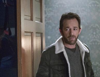 """Ekipa """"Riverdale"""" w niezwykły sposób uhonoruje Luke'a Perry'ego...."""