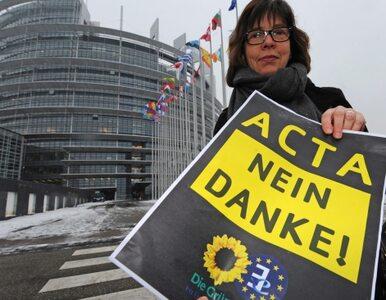 PE: ACTA nie łamie unijnego prawa