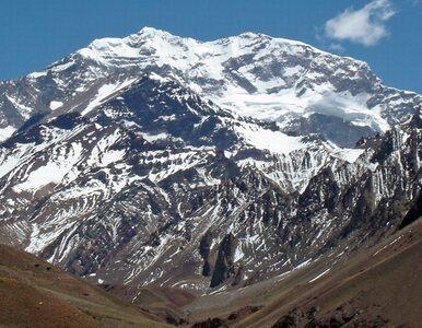 Polak zdobył najwyższy szczyt Ameryk. Później zmarł