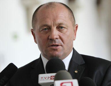 """Marek Sawicki o zatrzymaniu byłego rzecznika MON: """"Nie będzie świętych..."""