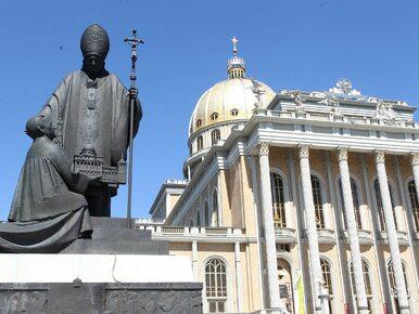 W Licheniu zasłonięto pomnik Eugeniusza M. Marianie wydali oświadczenie