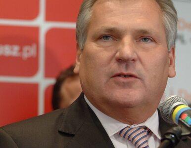 Kwaśniewski: Jednym z problemów Europy wybory w Polsce