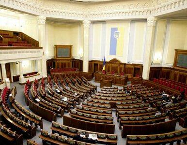 Rządu na Ukrainie nie ma, mimo upłynięcia terminu. Politycy dali sobie...