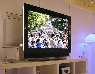 Polacy nie potrzebują już telewizorów?