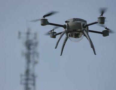 Przesłuchano właściciela drona. Przyznał, że używał go w czasie incydentu