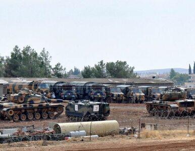 Turcja odpowiedziała ogniem na syryjski ostrzał