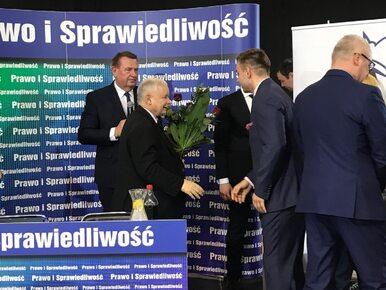 """Kaczyński w Trzciance o małżeństwach homoseksualnych. """"Zapewniam..."""