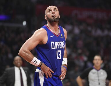 """Marcin Gortat zwolniony z LA Clippers. """"To był świetny czas"""""""